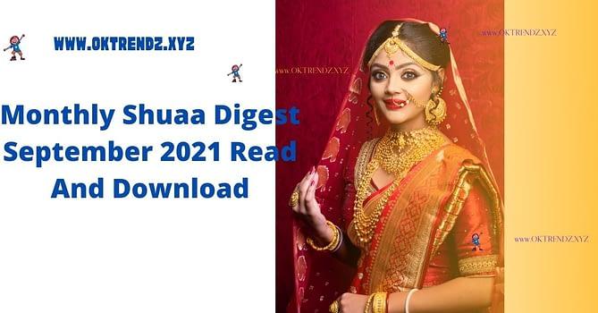 Shuaa Digest September 2021