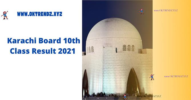 Karachi Board 10th Class Result 2021