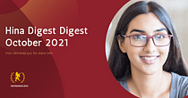 Hina Digest Digest October 2021