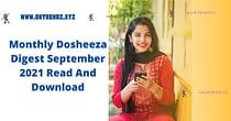 Dosheeza Digest September 2021