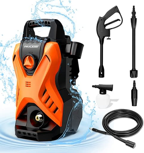 Paxcess Portable Pressure Car Washer
