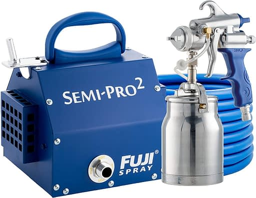 Fuji Semi-Pro HVLP Spray System