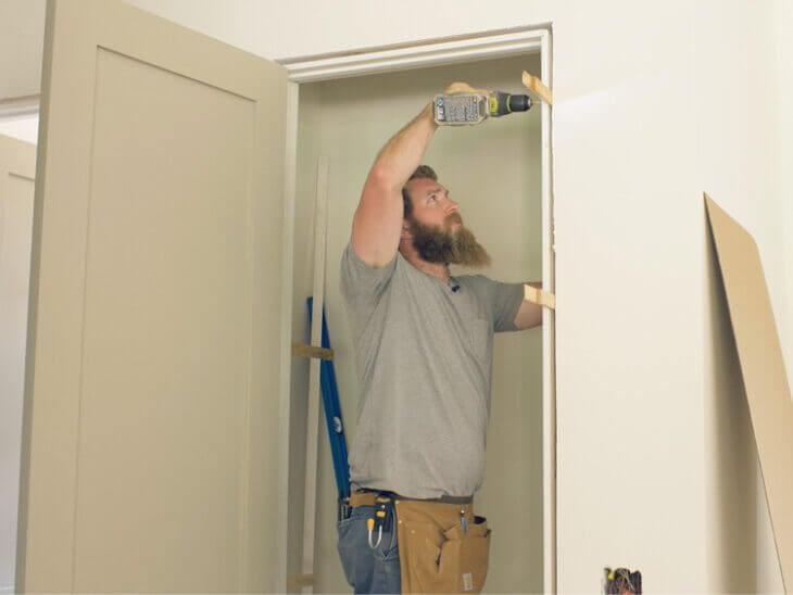 Installing an Interior Door