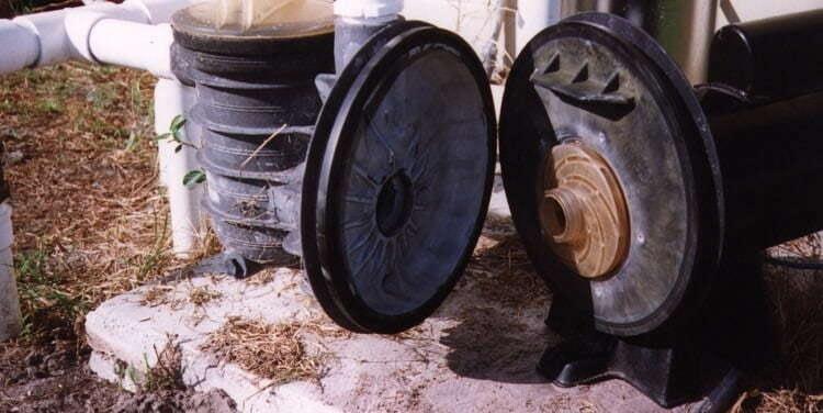 Replacing Pool Pump Impeller