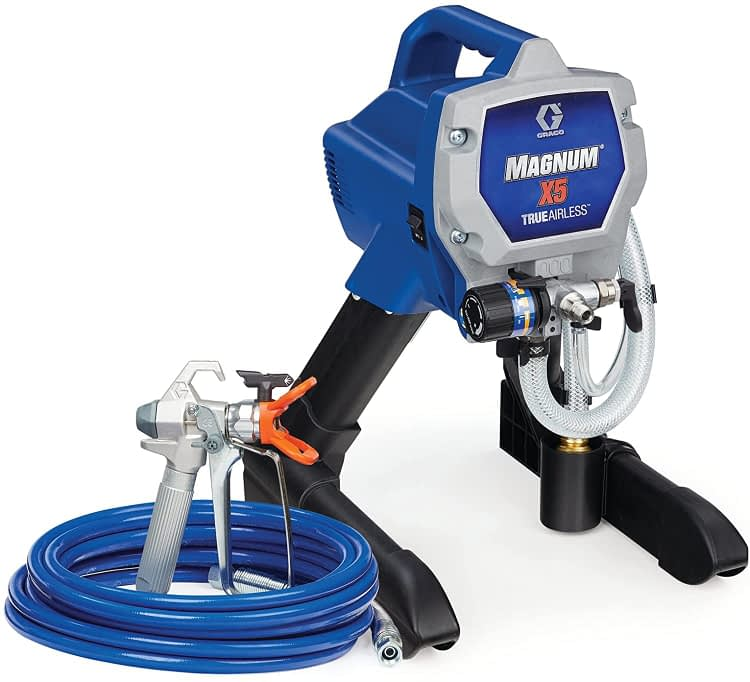Graco Magnum 262800 X5 Stand Airless Paint Sprayer,