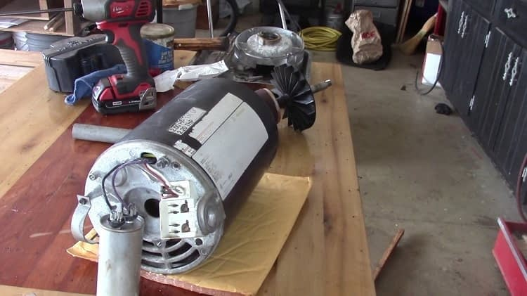 Replace a Pool Pump Bearing