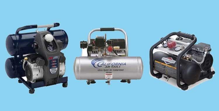Best Quiet Air Compressor 2021