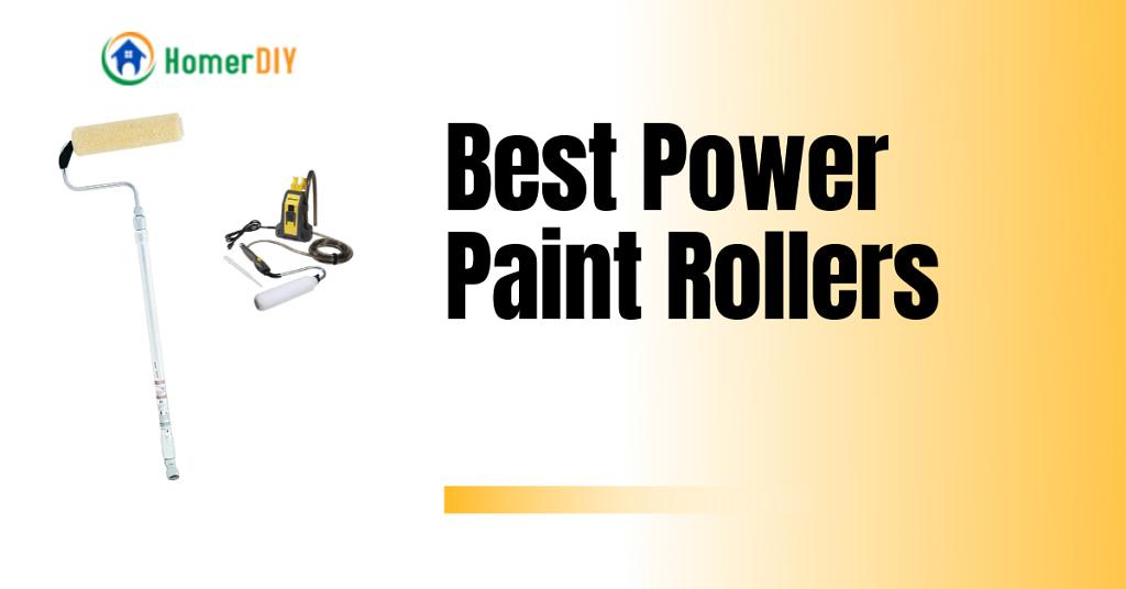 Best Power Paint Rollers