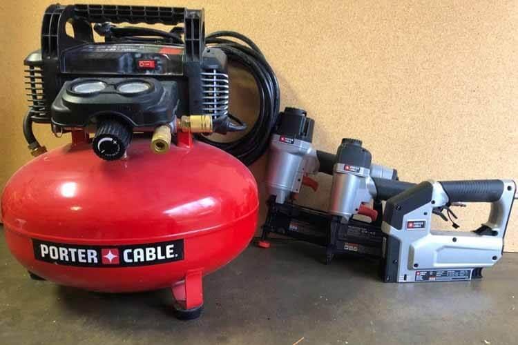 Top Porter Cable Air Compressor