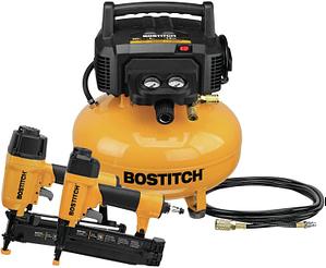 BOSTITCH Air Compressor Combo Kit