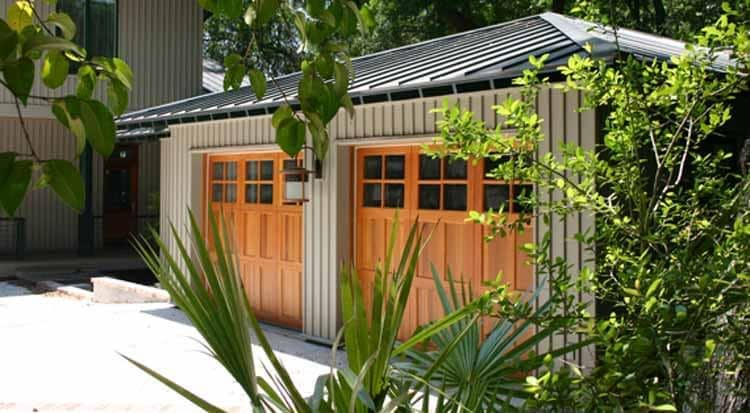 Garage For Existing Home