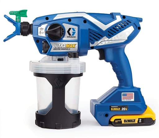 Graco Ultra Cordless Airless Handheld Sprayer