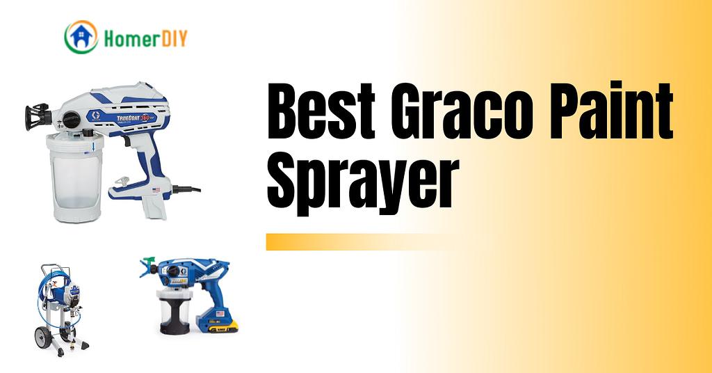 Best Graco Paint Sprayer