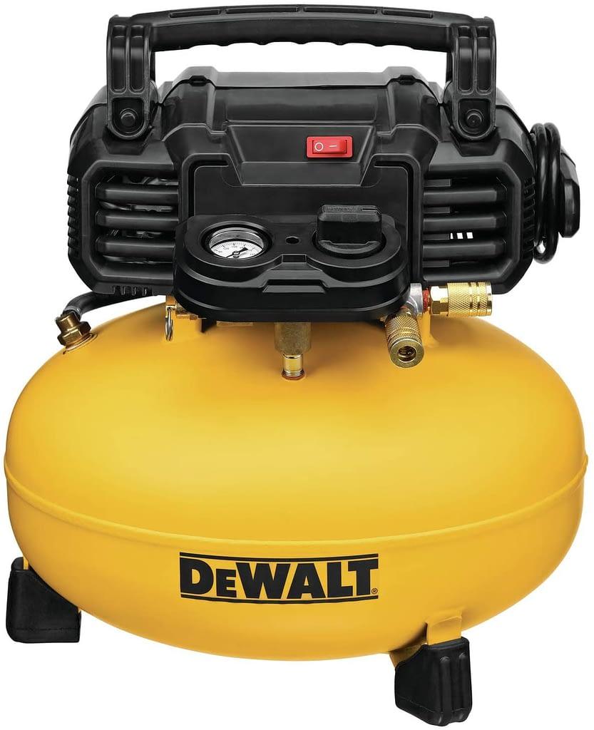 Dewalt Pancake 165 PSI Air Compressor for Home; Review