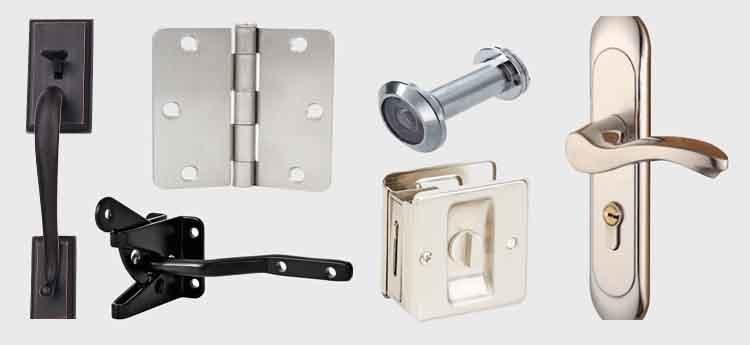Some Door Hardware