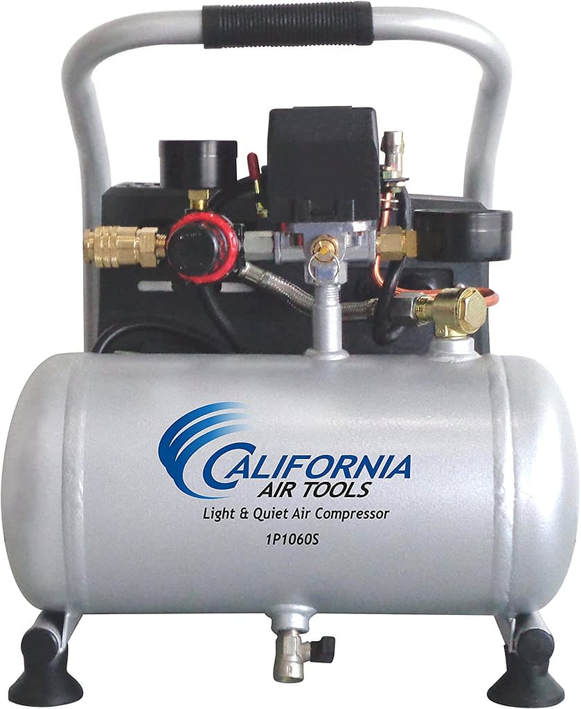 California Air Tools 8010 Ultra Quiet for Home Garage