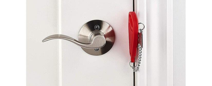 the best portable door lock