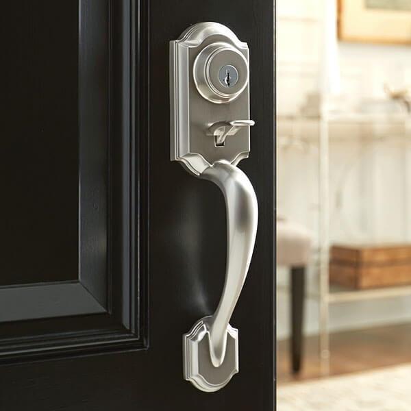 best front door handleset