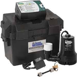 Basement Watchdog Sump Pump